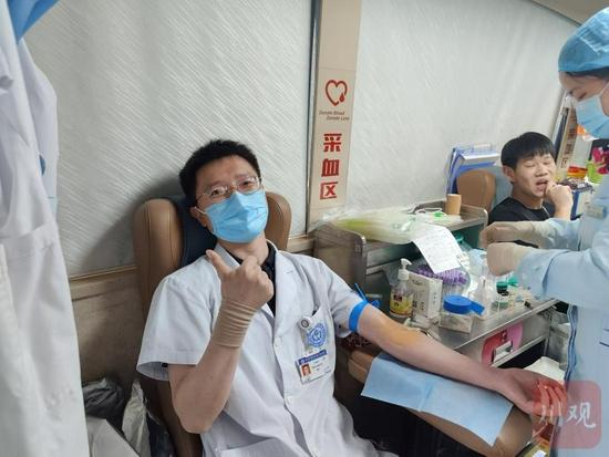 疫情期间去哪献血?成都血液中心倡议预约献血 去这些献血点