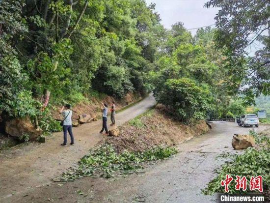 地质专家:泸县地震震区发生同震滑坡的概率较低