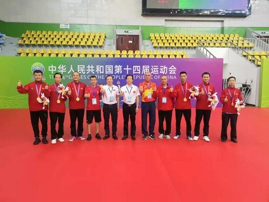 团体双冠 创造历史 四川乒乓球队群众项目大丰收