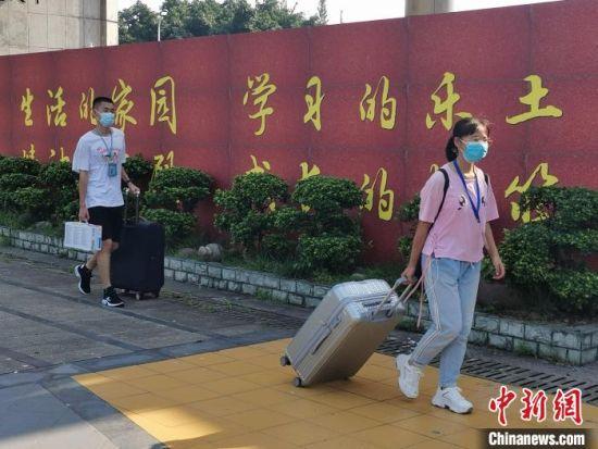 四川泸县:首批94所betway88必威体育88725名学生返校复课