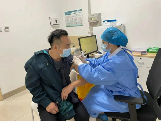 南充全面启动新冠病毒疫苗加强针接种工作