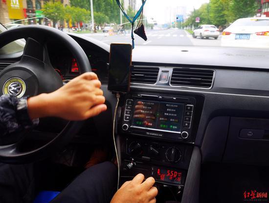 打表16.7元被收17手机支付遭四舍五入 运管:出租车应据实收费