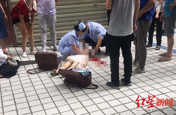 小区25楼突降钉锤 8岁女孩头部被砸中 尚未脱离生命危险