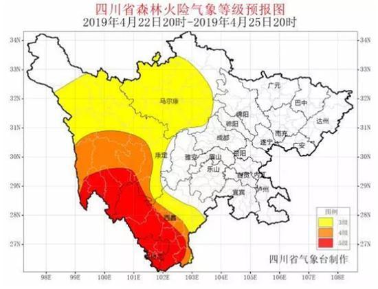 四川本周前期晴后期雨 暴雨雷电