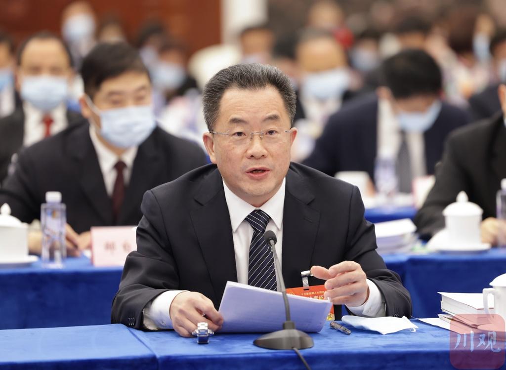 全国人大代表刘强分享泸州经验