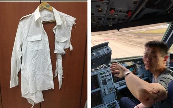 """川航""""5·14""""事故报告披露:无法取出氧气面罩 """"英雄机长"""""""