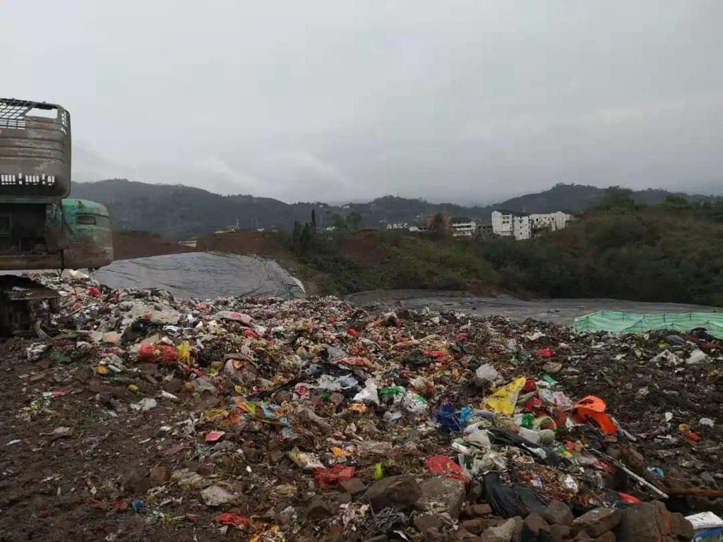 """突出环境问题整改推进缓慢 广安这家生活垃圾处理厂被""""点名"""""""