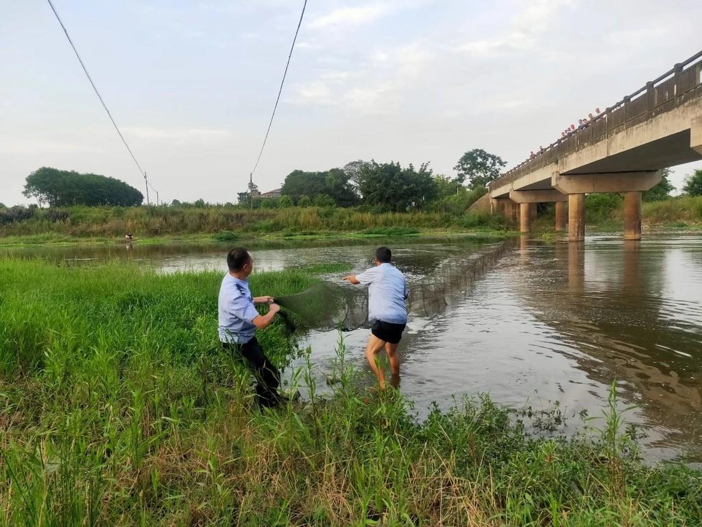 非法捕捞售卖野生河鱼 眉山男子被判拘役5个月