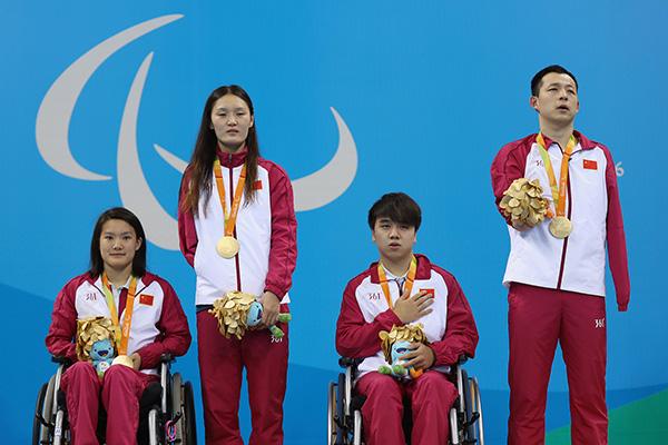 残奥五金王黄文攀车祸身亡 23岁的他曾想游到东京奥运