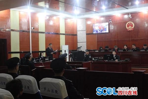 芦山县一医生销售假药 被判刑半年罚款一万元