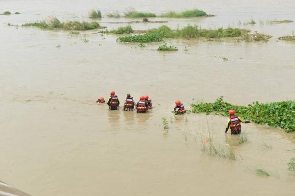 卧龙特区多地形成孤岛 最大降雨量在水磨镇白石村