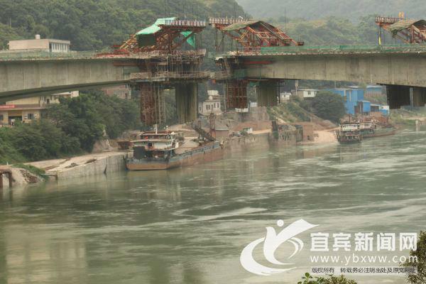 普和金沙江特大桥建设有序推进 有望明年春节前通车