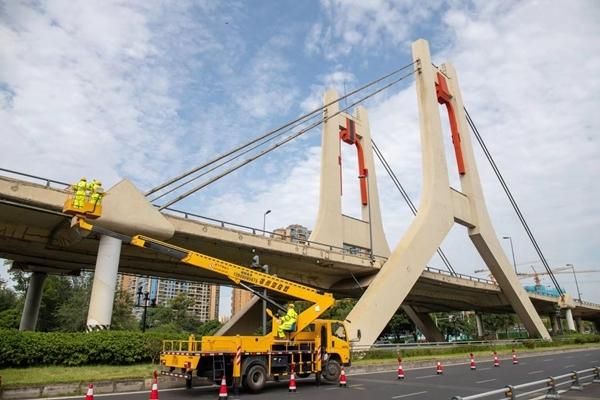 揭秘!成都1334座城市桥梁安全运行的背后