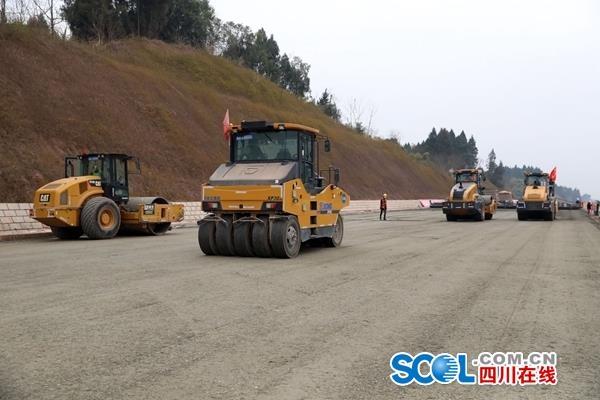 四川177个重点交通项目复工 总投资1.1万亿元