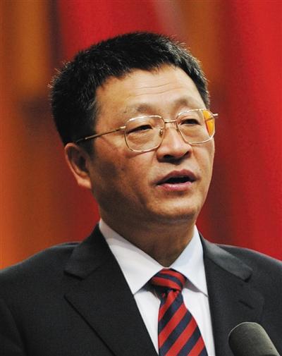 中铝公司董事长葛红林
