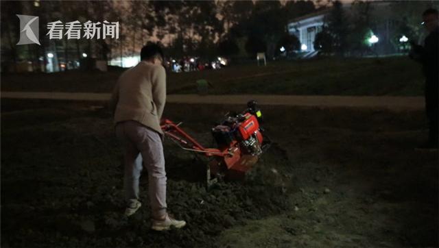 视频 四川高校开设种田必修课 收获后还要卖菜