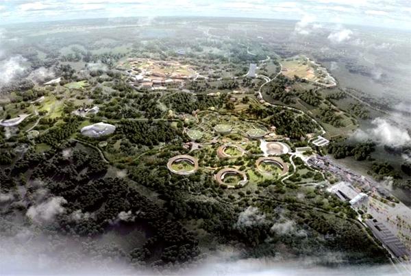 成都大熊猫繁育研究基地改扩建项目明年5月完成