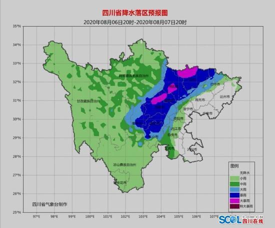 8月防汛形势依然严峻 中下旬川东川南等地有阶段性高温热浪