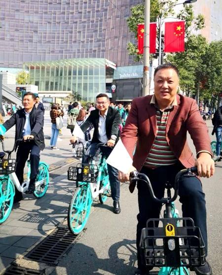 共享单车乱象怎么治?成都专门成立了这个联盟