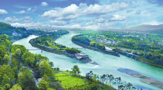 2275岁的都江堰迎来生日礼物 新管理条例明年元旦起正式实施