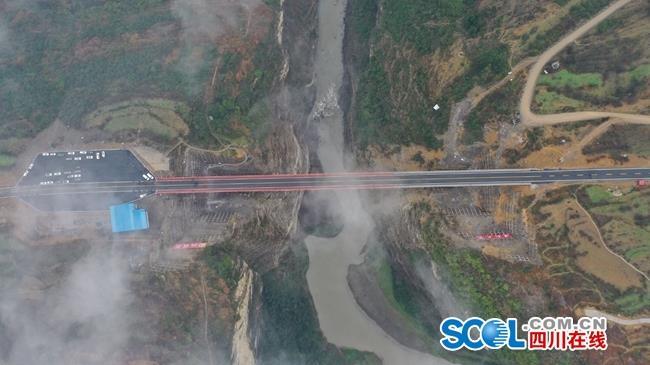 鸡鸣三省大桥通车丨大桥两岸将开定制客运 出行成本从70元降到