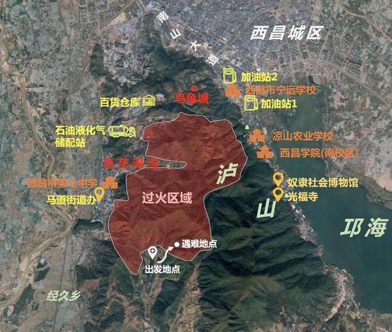 为什么又是四川凉山?