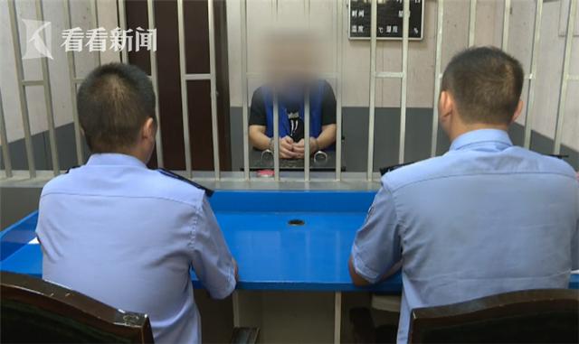 视频|小偷二进宫被抓后口出狂言:这次是故意的