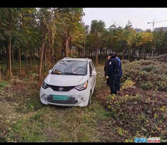 广汉公安不到1小时帮助群众找回被盗车辆