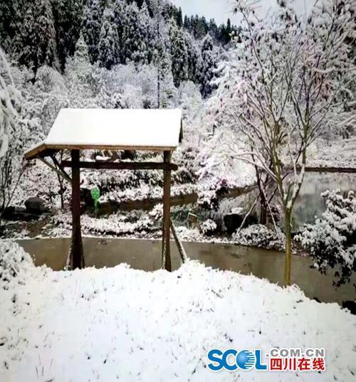"""@德阳人已确认了 """"气象学意义上的冬天""""到了!"""