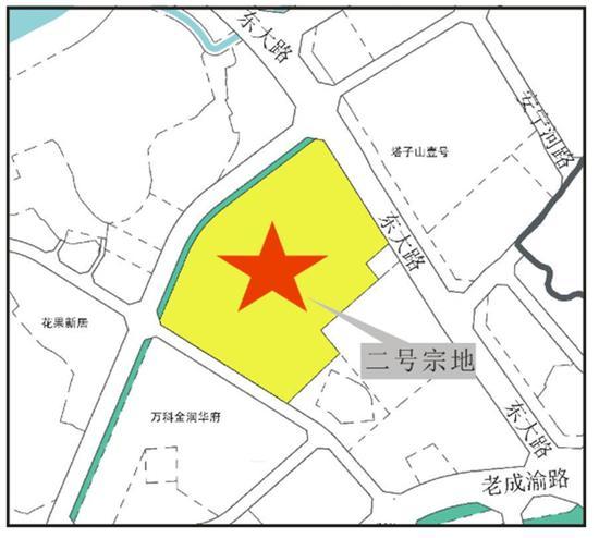 19800元/㎡+7%配建!成都锦江区东大街131亩纯宅地成交