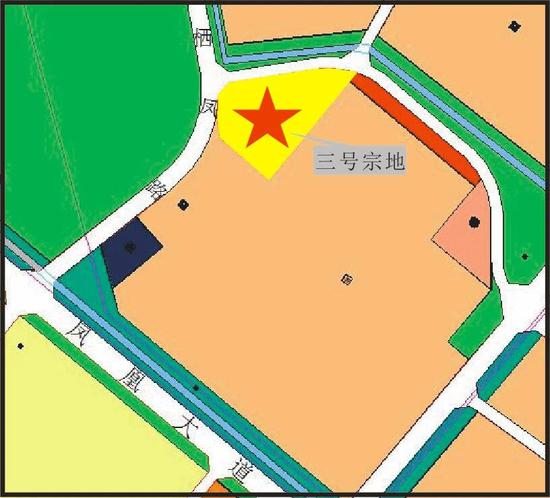 成交楼面价5718.7元/平方米 这块地位于成都崇州