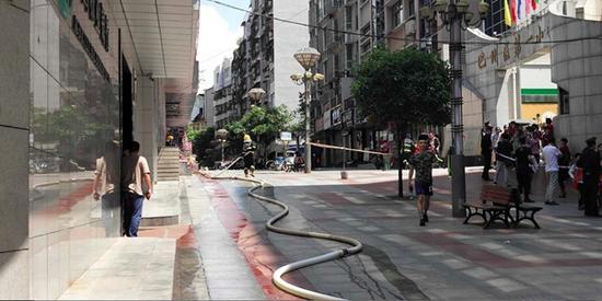 巴中发生一起爆炸 造成1人死亡