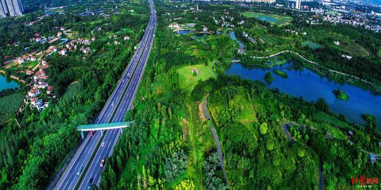 成都城市景观风貌保护条例通过 出让土地需明确风貌管控要求