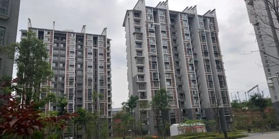 生活更有幸福感!遂宁市城区今年已有1152户家庭入住公租房