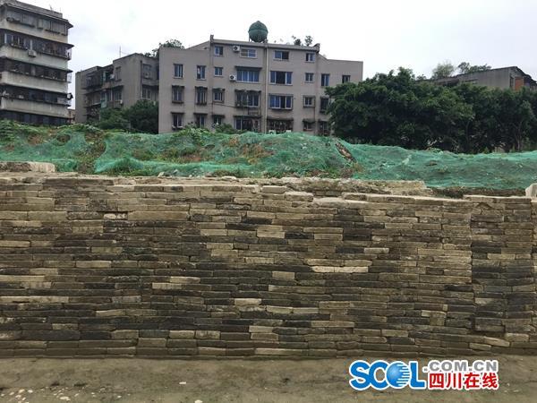 成都西北角首次发现唐代城墙 千年前成都格局已基本复原