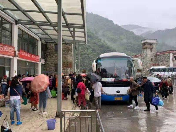 四川全力应对汶川县泥石流灾害 已妥善转移数万名游客