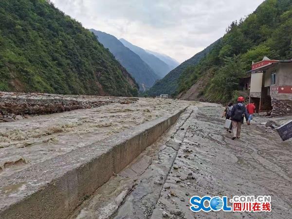 解读四川暴雨天气成因 未来十天仍需防范局地气象次生灾害