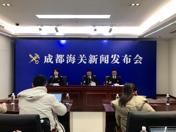 """高于同期全国增幅实现两位数增长 2019年四川外贸""""成绩""""从何"""