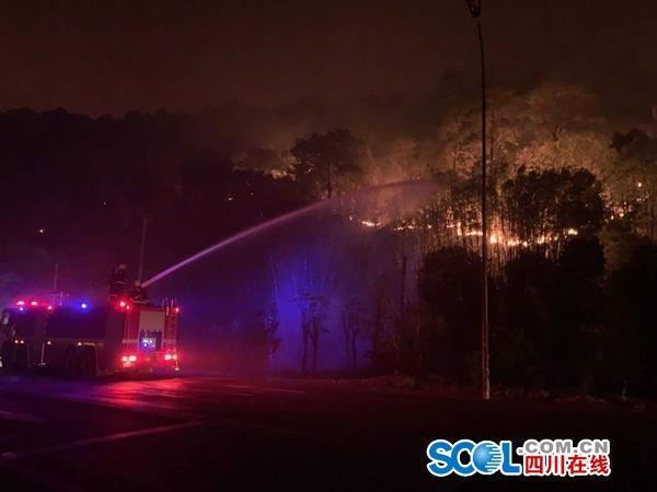 今年首个!四川发布高森林草原火险红色预警
