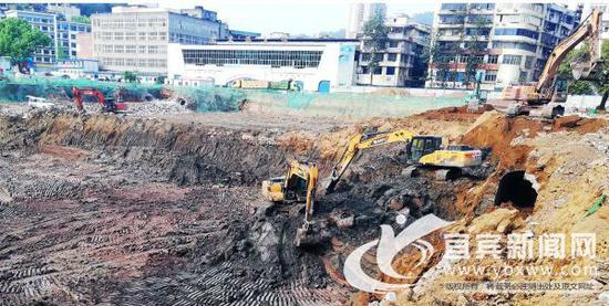 人民广场体育公园计划2021年春节前开放地面部分设施
