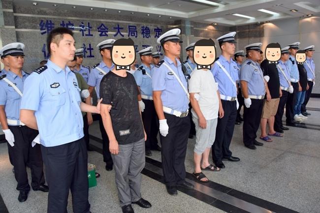 巴中南江11人因醉驾被刑拘 有的在醉驾中还发生了交通事故