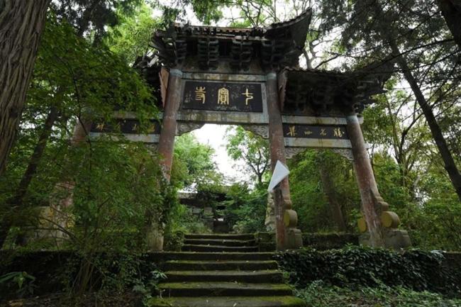 """七宝寺成为南充嘉陵区首个""""国保"""" 它凭什么入选?"""