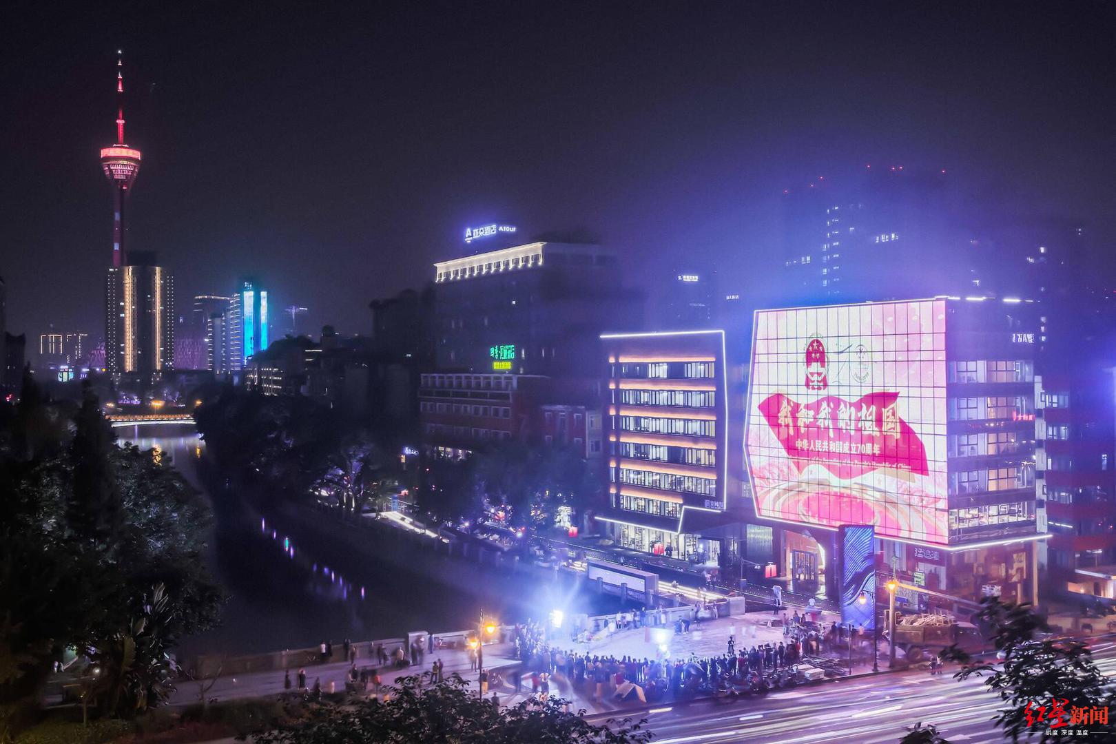 今年锦江公园怎么建? 打造6条滨水慢行街