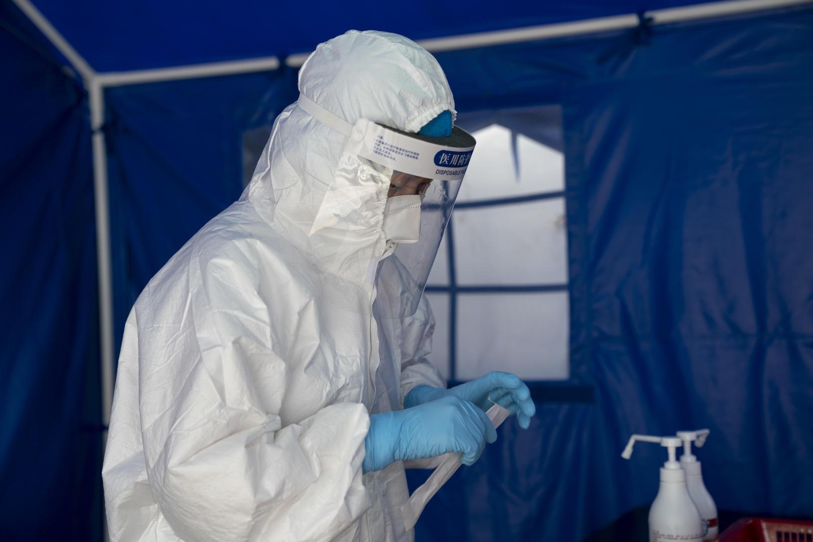 国家卫健委:目前我国每天核酸检测能力为150万份 还需进一步