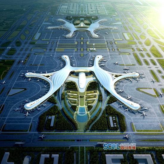 四川在线消息(记者 熊筱伟)成都新机场建设今年将迎来一个重要节点。