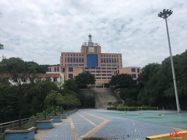 宜宾学院教学大楼