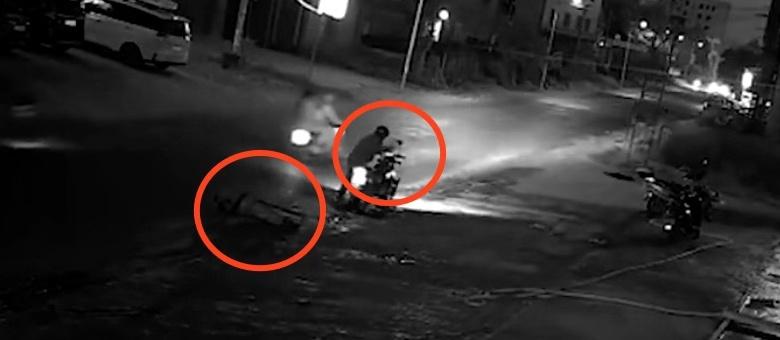 老人连遭3车碰撞身亡 3肇事者逃逸者均未到案