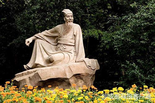 东坡盘陀像创作者赵树同今晨逝世 作品已成眉山城市标识