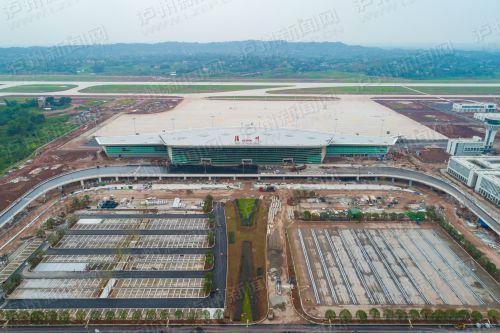 站坪工程通过竣工验收 泸州云龙机场将于本月下旬进行试飞
