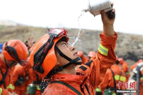 全国拟招录超2.1万余名消防员 报名人数已超4.6万人